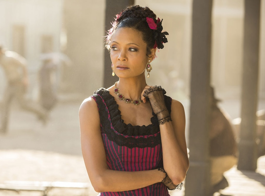 Westworld, Thandie Newton
