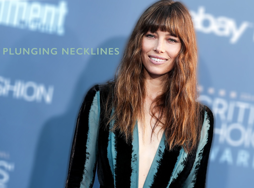 ESC: Critics Choice, Jessica Biel