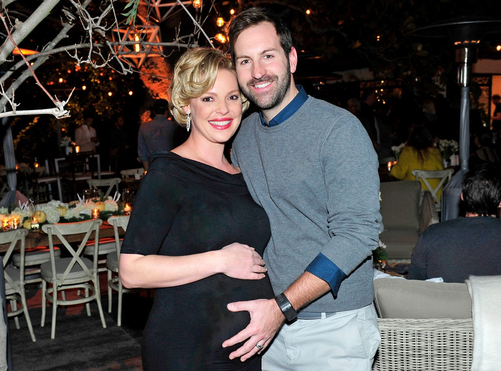 Katherine Heigl, Josh Kelley, Baby Shower