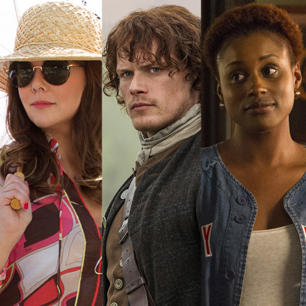 This is Us, Insecure, Gilmore Girls, Unbreakable Kimmy Schmidt