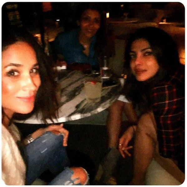 Priyanka Chopra, Megan Markle