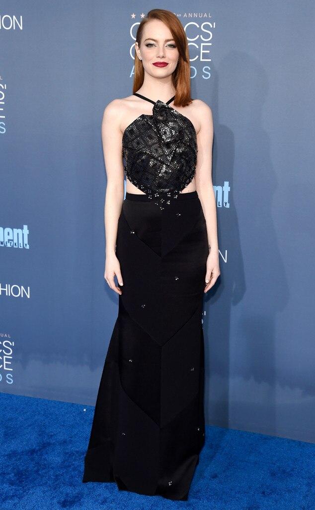 ESC: Critics Choice, Emma Stone