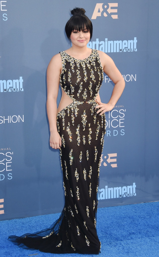 ESC: Critics Choice, Ariel Winter