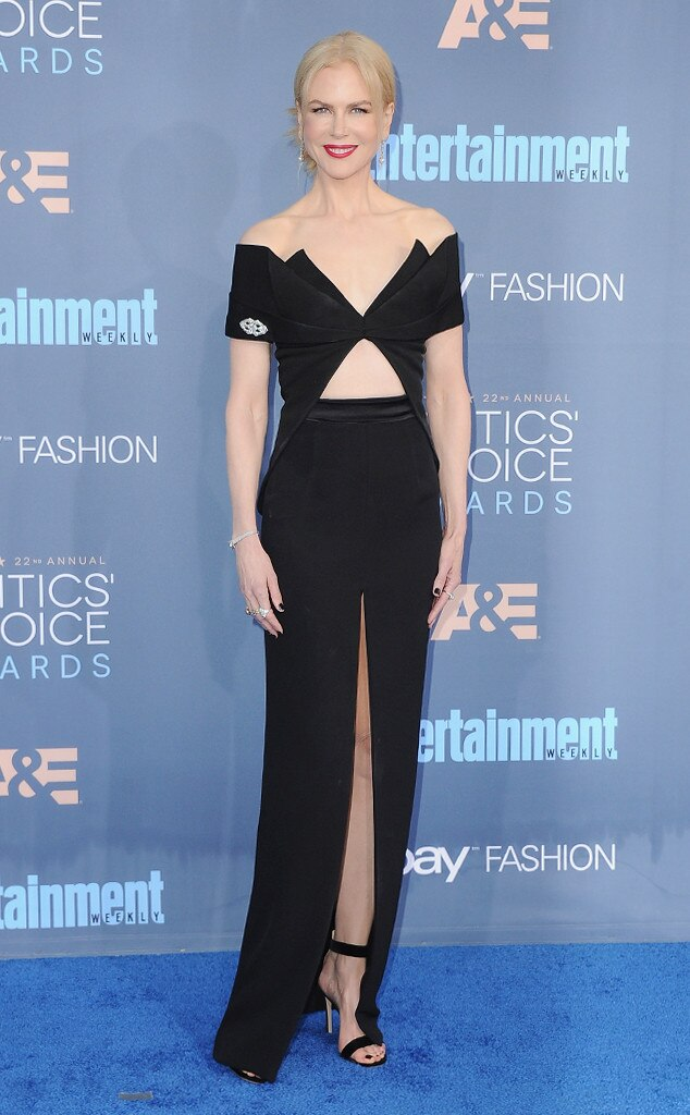 ESC: Critics Choice, Nicole Kidman