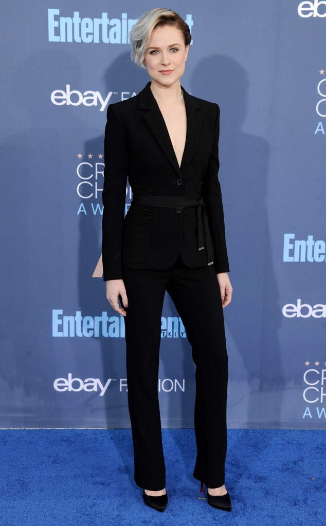 ESC: Critics Choice, Evan Rachel Wood