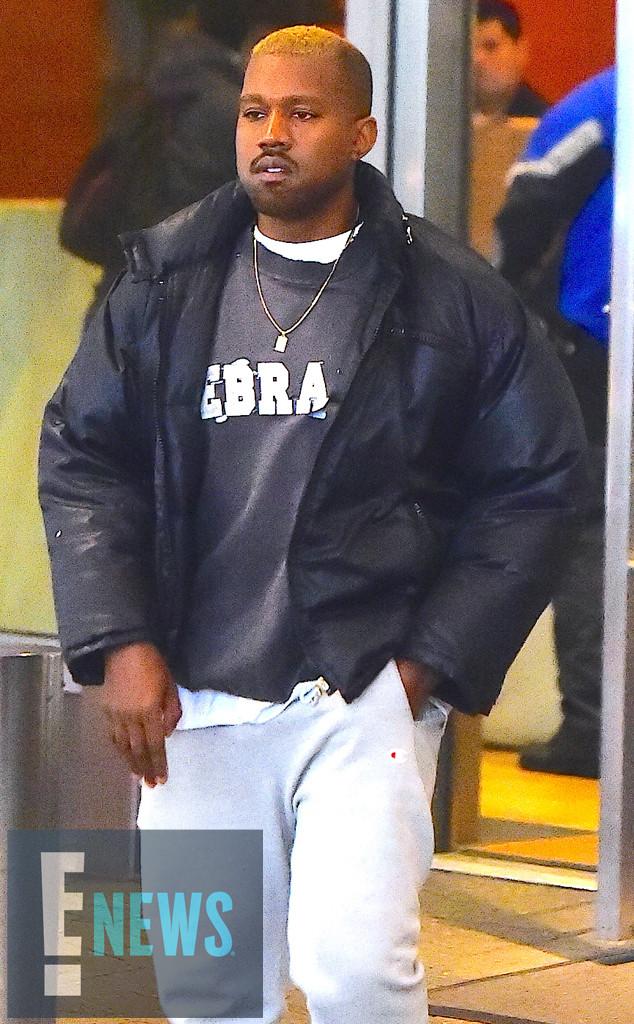 Kanye West, NYC, EXCLUSIVE