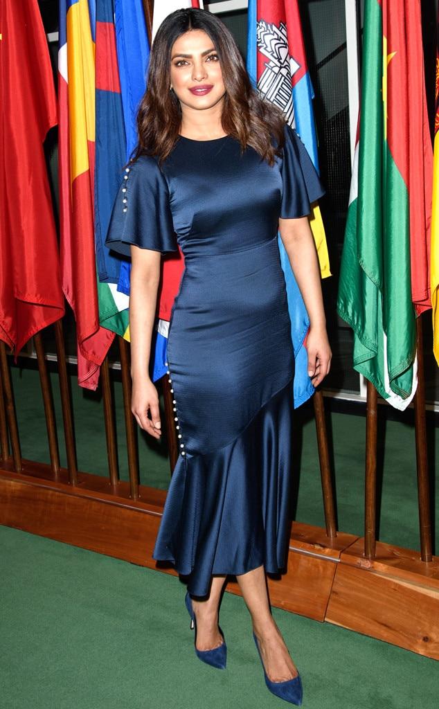 Priyanka Chopra, U.N. Goodwill Ambassadors