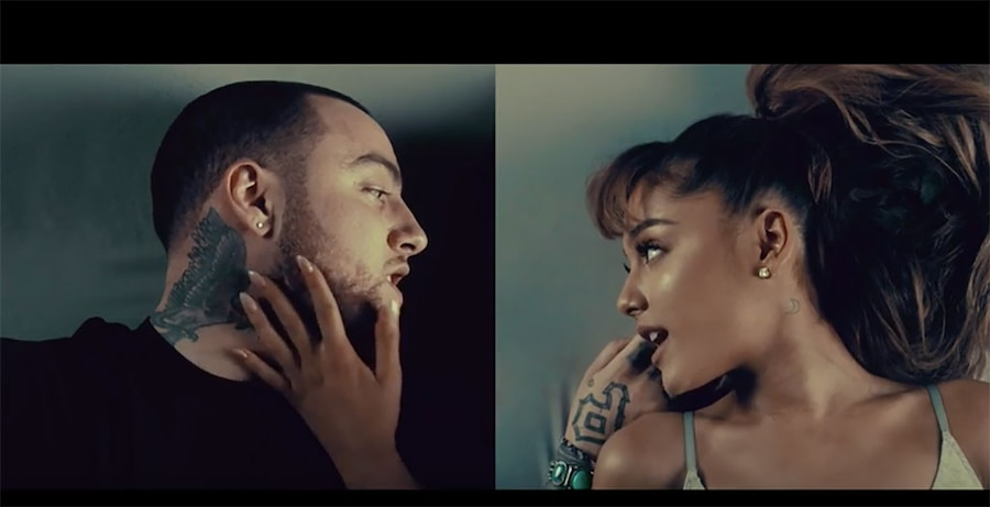 Ariana Grande, Mac Miller, My Favorite Part Music Video