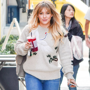 ESC: Ugly Sweaters, Hilary Duff