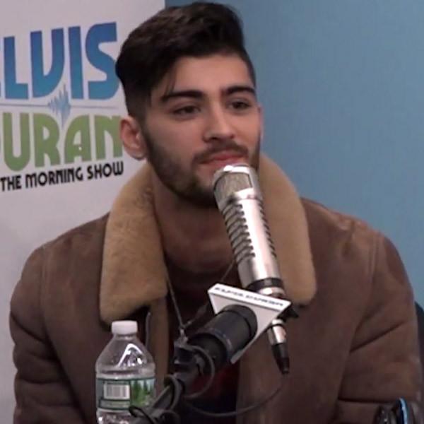 Zayn Malik, Elvis Duran