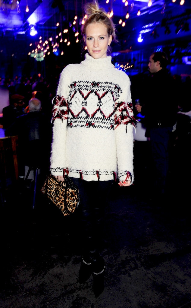 ESC: Ugly Sweaters, Poppy Delevingne
