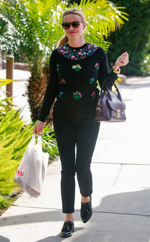 ESC: Ugly Sweaters, Reese Witherspoon
