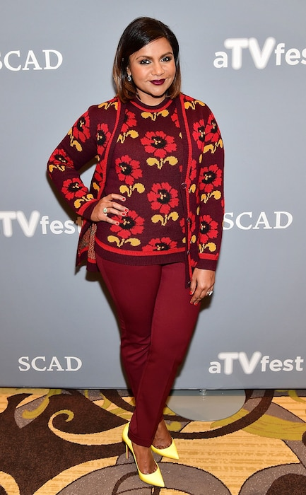ESC: Ugly Sweaters, Mindy Kaling