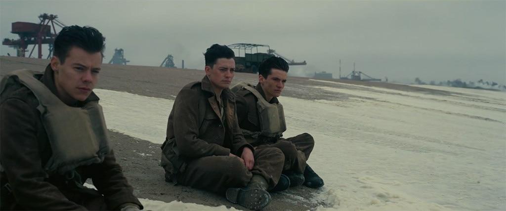 Harry Styles, Dunkirk