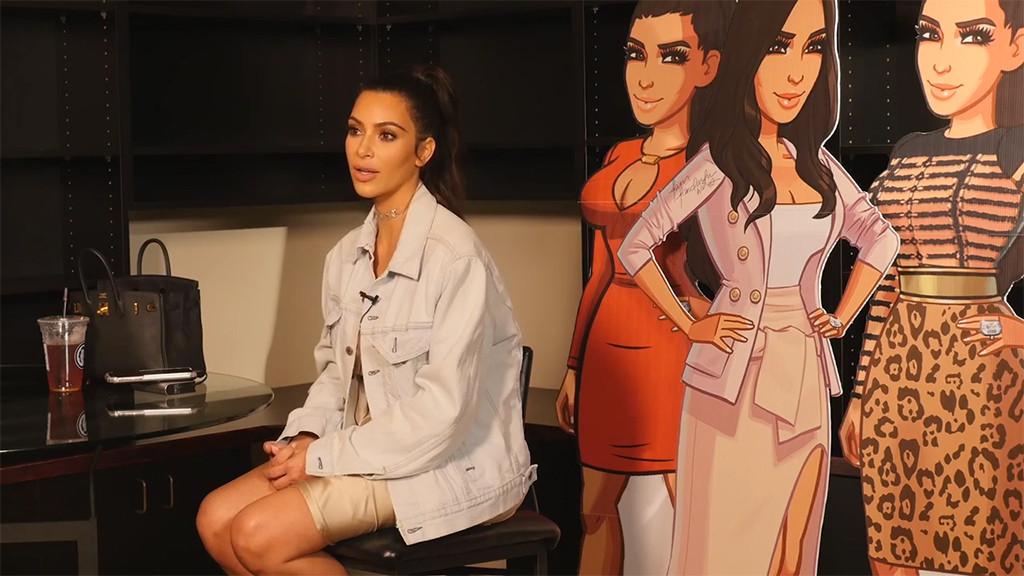 Kim Kardashian, Behind-the-Scenes, Kim Kardashian: Hollywood, Game