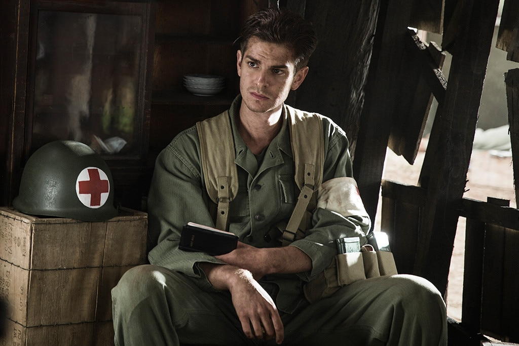 Andrew Garfield, Hacksaw Ridge