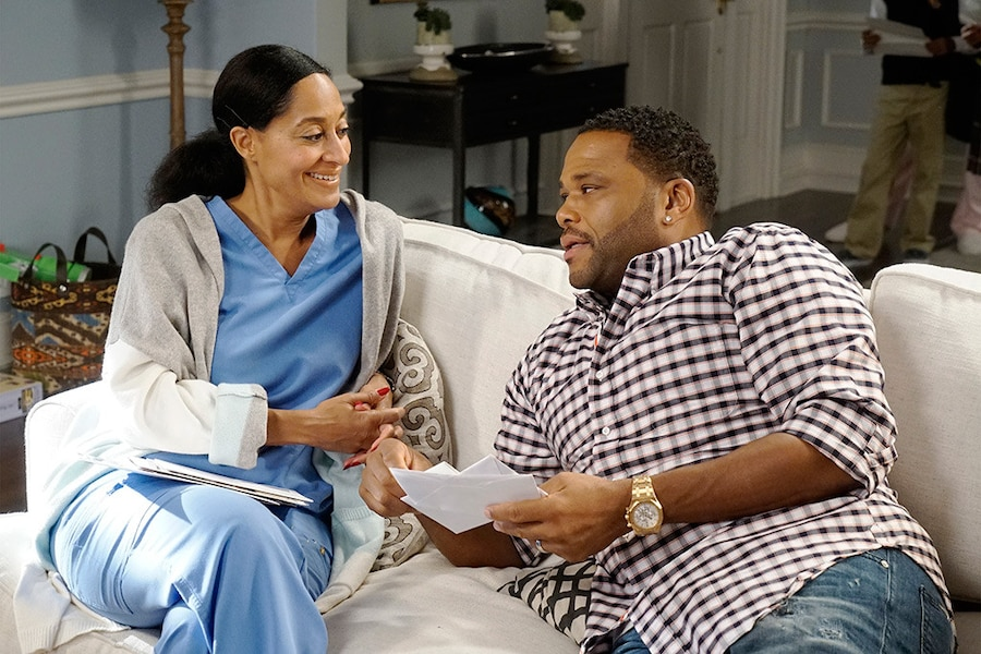Tracee Ellis Ross, Anthony Anderson, Black-ish