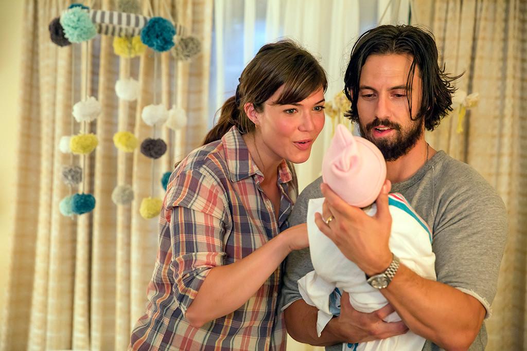 This Is Us, Mandy Moore, Milo Ventimiglia