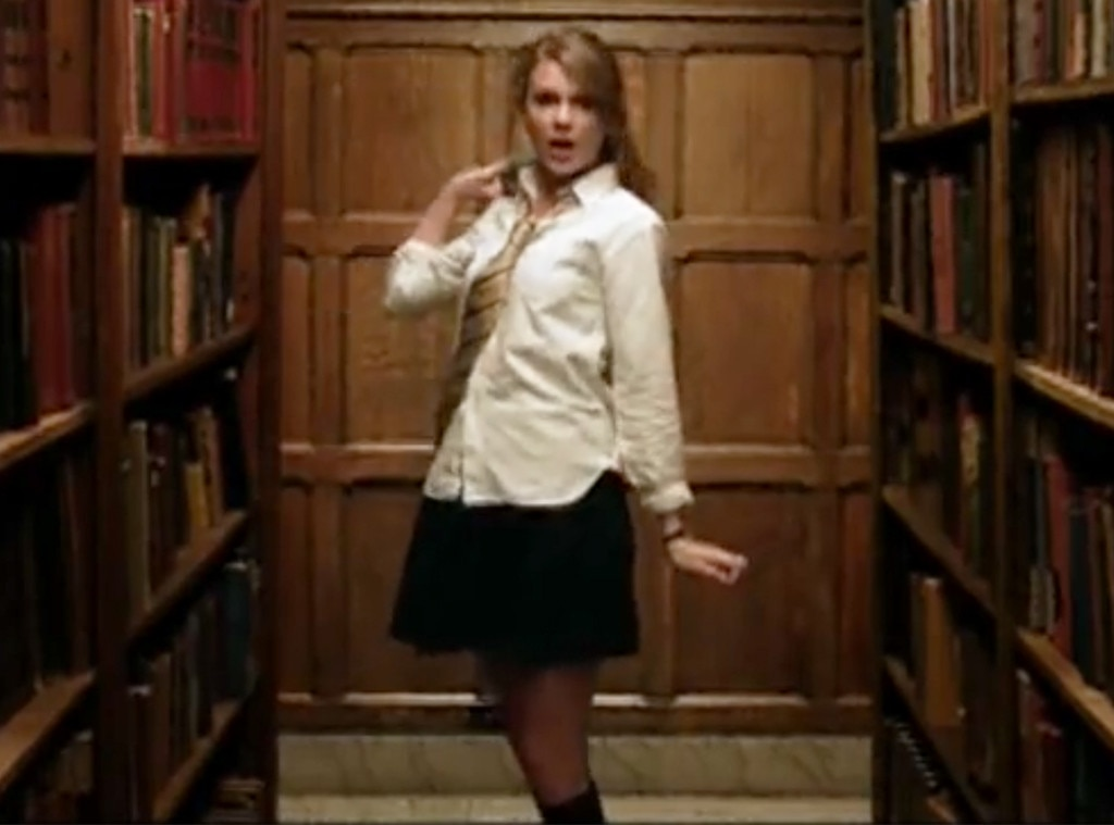 how well do you know taylor swifts music video style