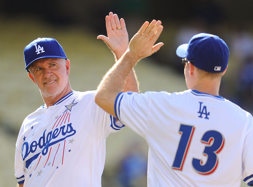 Alan Thicke, Dodgers