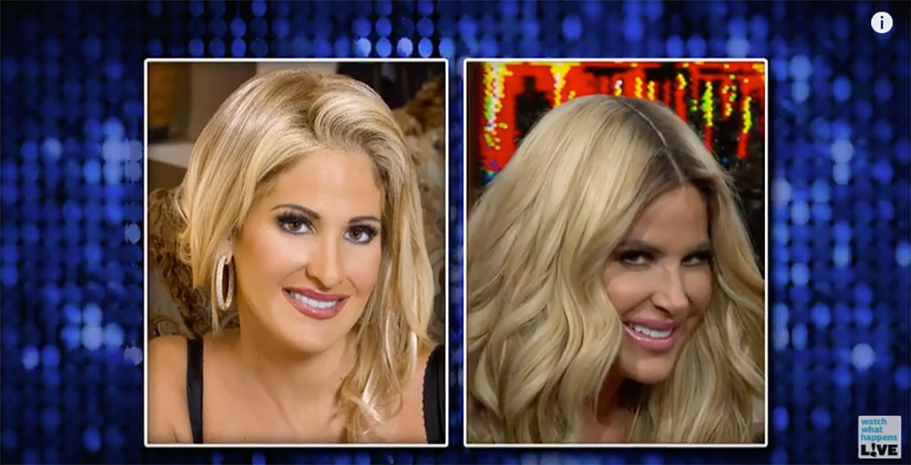 Kim Zolciak-Biermann, Nose Job, Watch What Happens Live