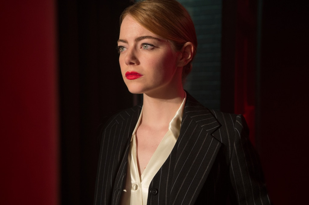 ESC: Emma Stone, Ryan Gosling, La La Land