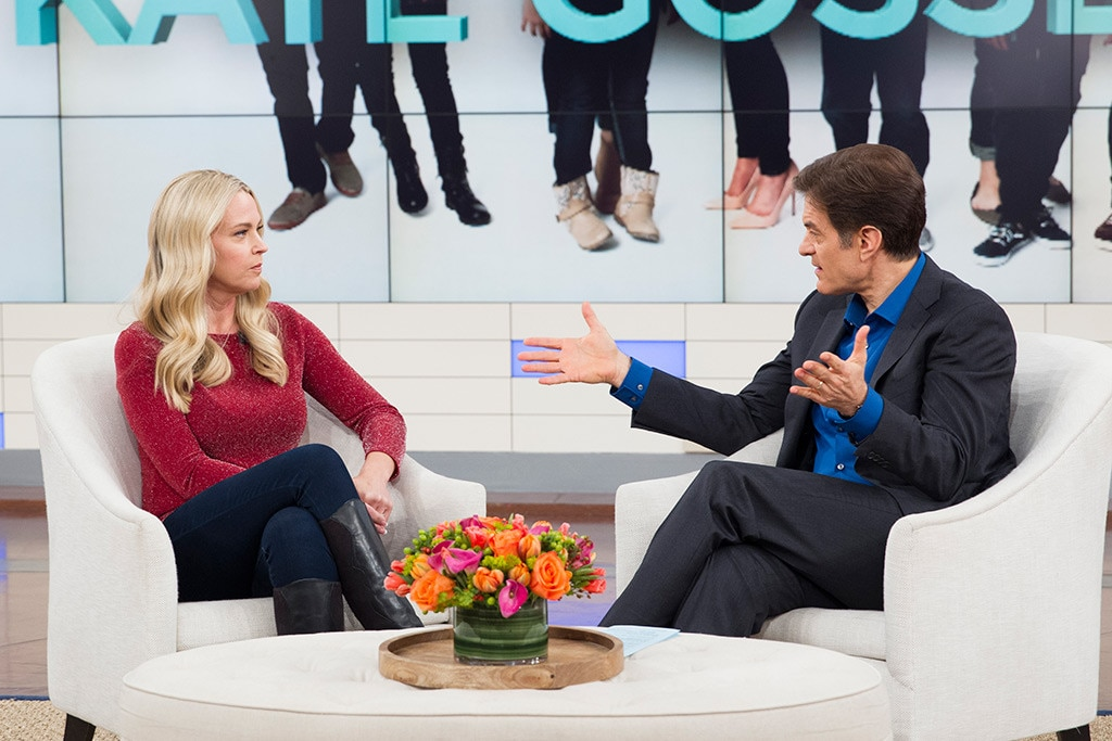 Kate Gosselin, Dr. Oz