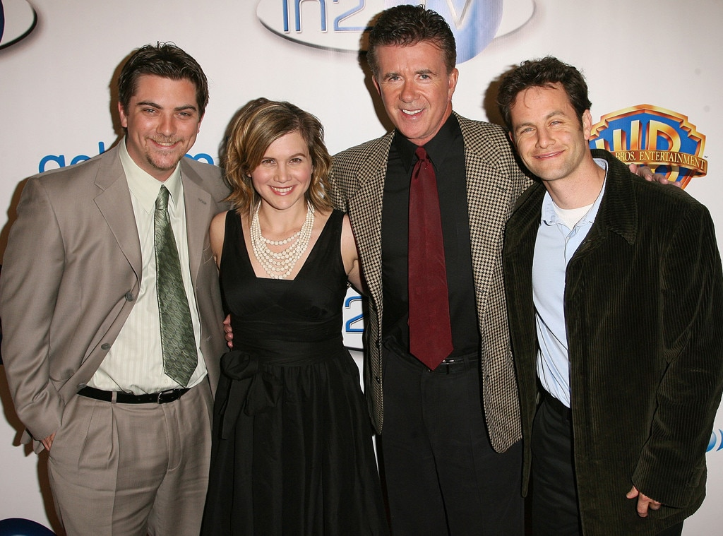 Kirk Cameron, Alan Thicke, Tracey Gold, Jeremy Miller