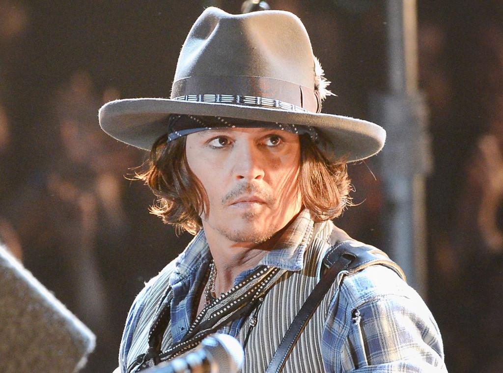 ESC: Johnny Depp