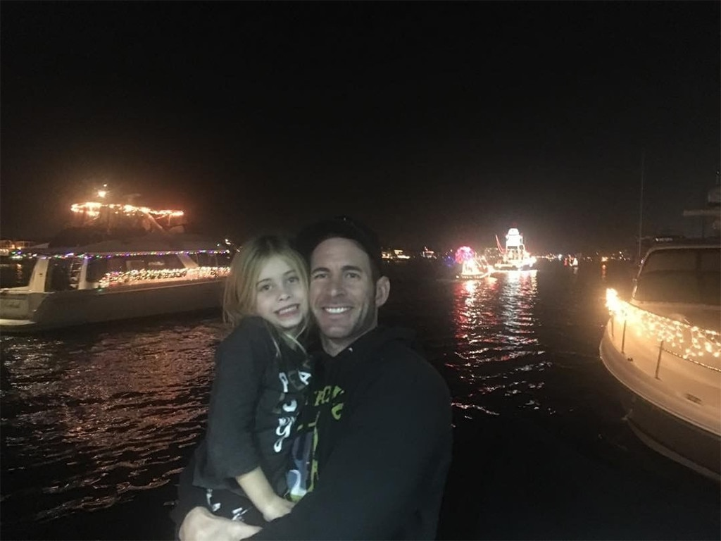 Tarek El Moussa, Daughter Taylor