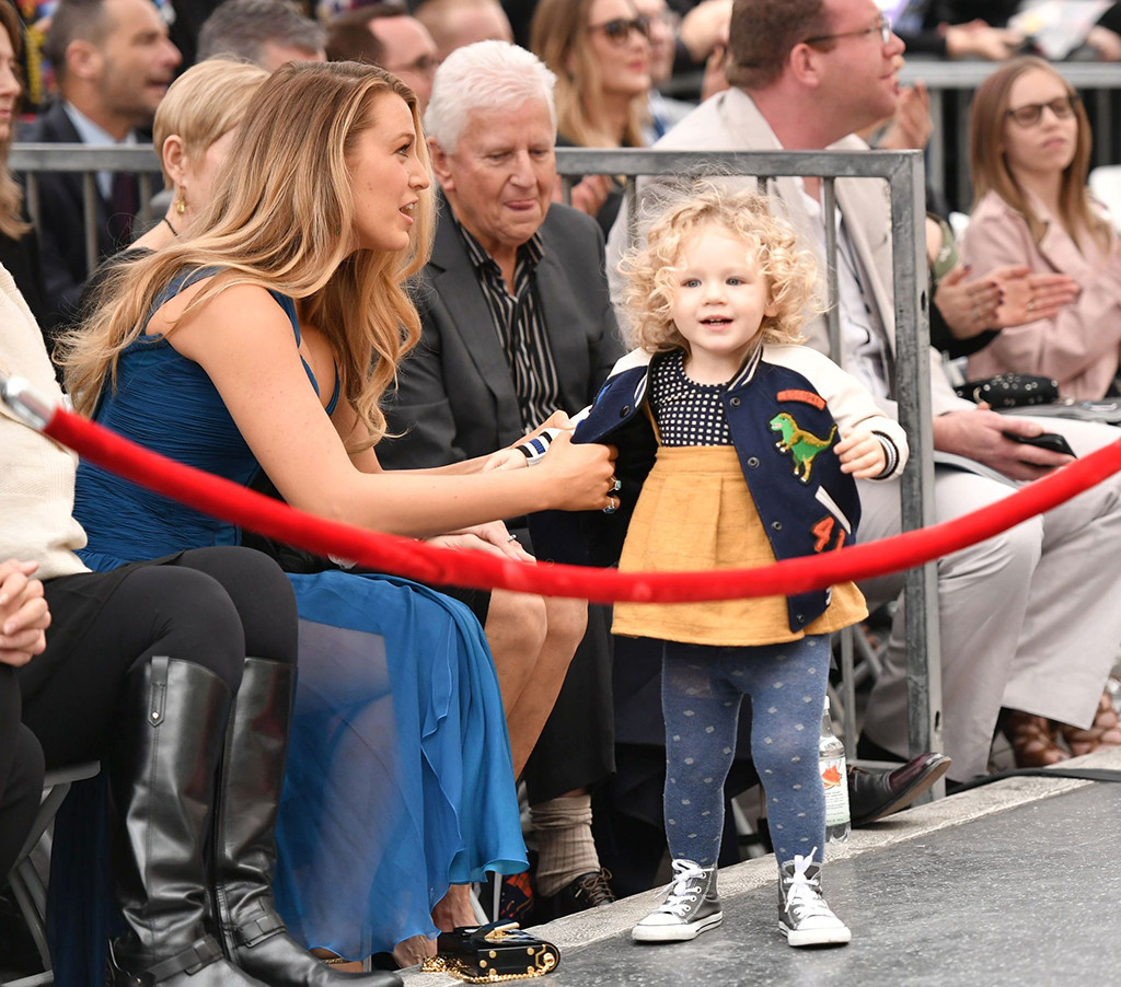 Blake Lively, Ryan Reynolds Walk of Fame