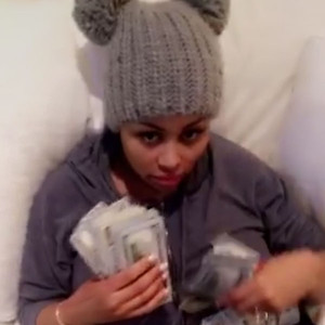 Blac Chyna, Rob Kardashian, Money