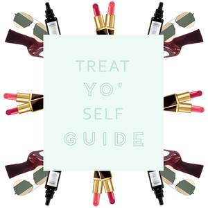 ESC: 2016 Gift Guide, Treat Yourself, Widget
