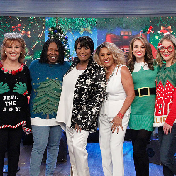 The View, Holiday Episode