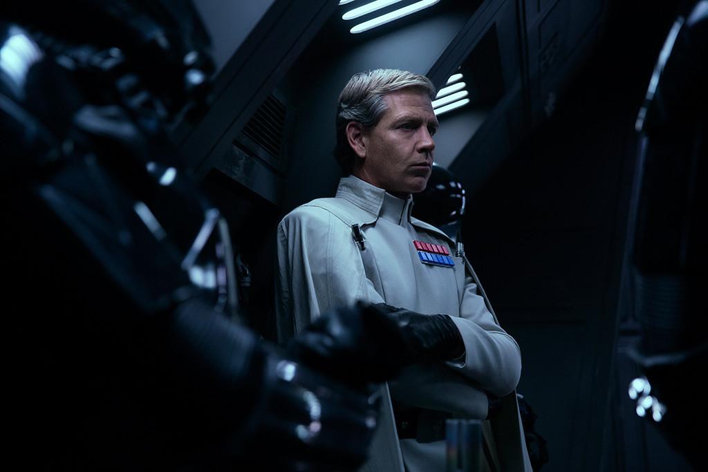 Rogue One, Star Wars, Ben Mendelsohn