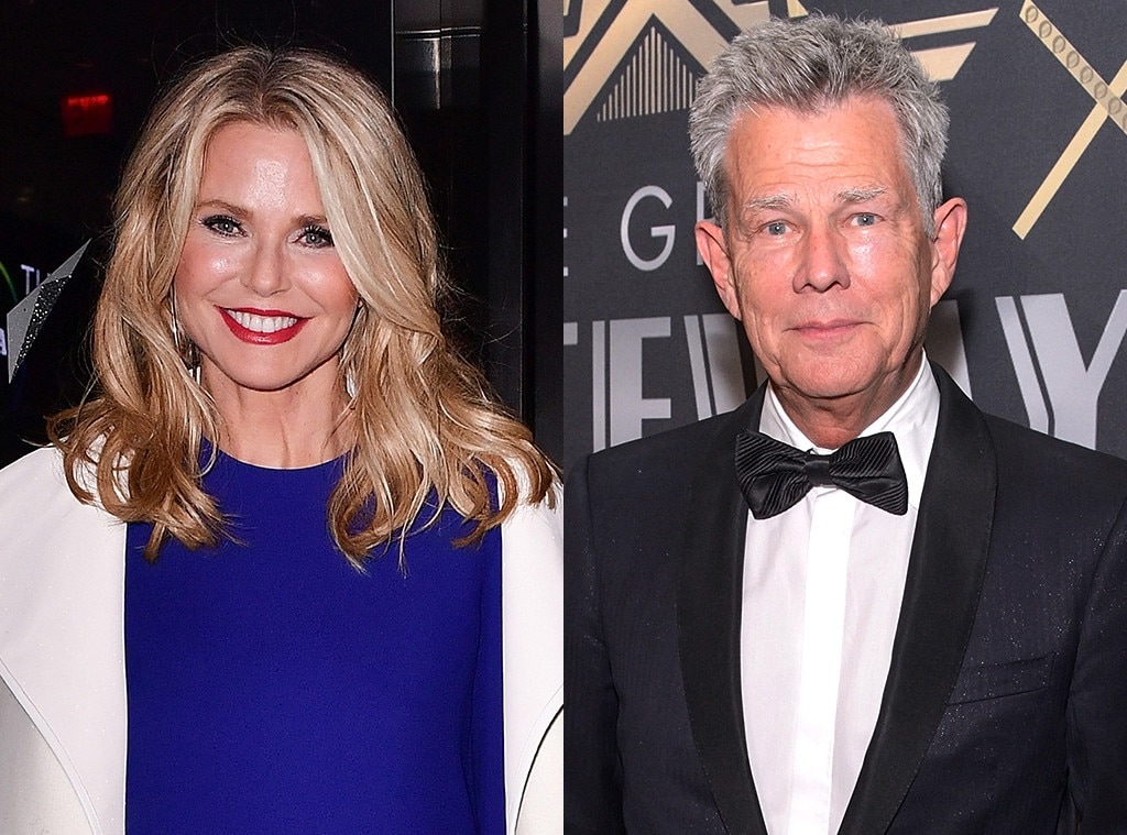 Christie Brinkley And David Foster Spark Romance Rumors After Stepping Out Together In New York City