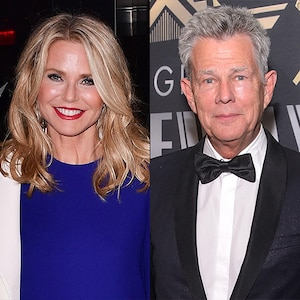 Christie Brinkley, David Foster