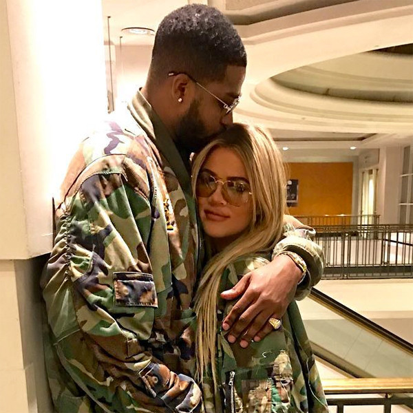 Khloe Kardashian and Tristan Thompson's Most Adorable Moments