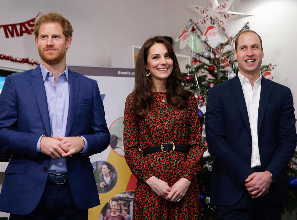 Prince Harry, Catherine, Duchess of Cambridge, Kate Middleton, Prince William, Duke of Cambridge