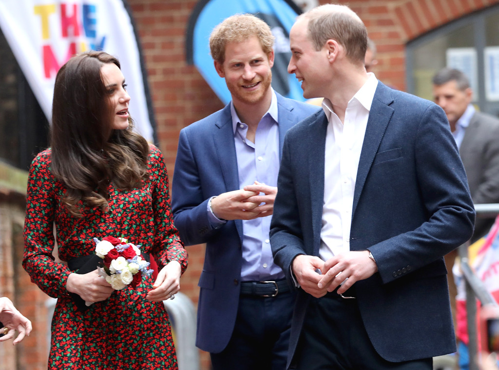 Kate Middleton, Duchess of Cambridge, Prince William, Duke of Cambridge, Prince Harry