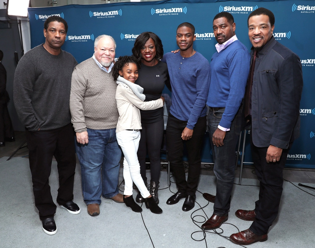 Fences Cast