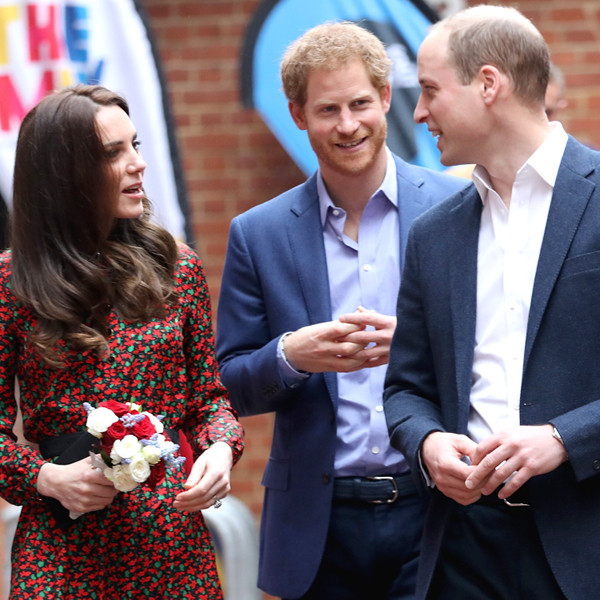 Kate Middleton, Duchess of Cambridge, Prince William, Duke of Cambridge, Prince Harry