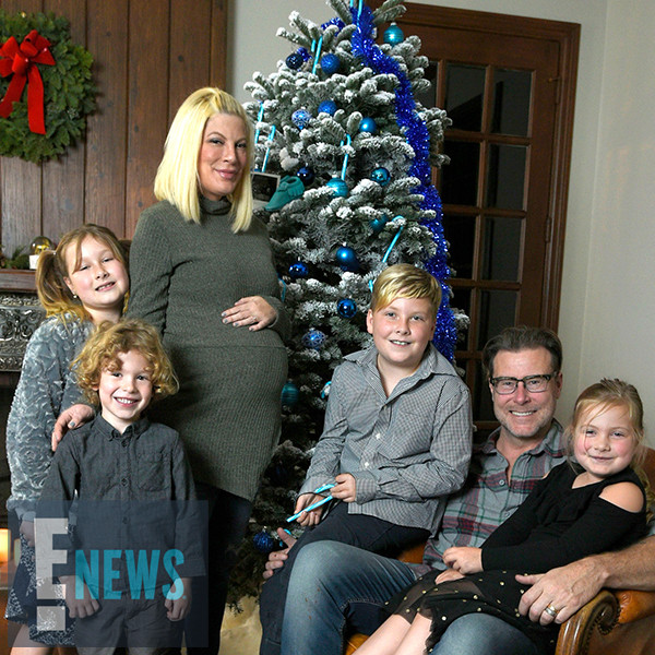 Tori Spelling, Dean McDermott, Gender Reveal