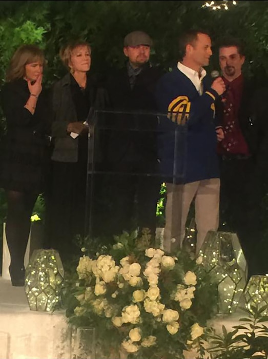 Growing Pains Cast, Alan Thicke Memorial