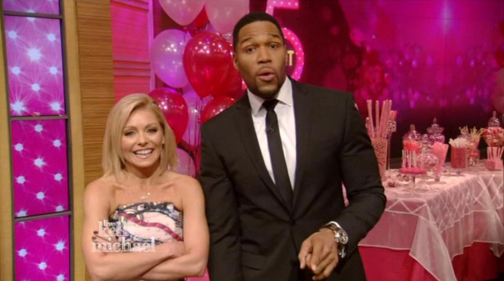 Kelly Ripa, Michael Strahan, LIVE with Kelly and Michael, 15 Years