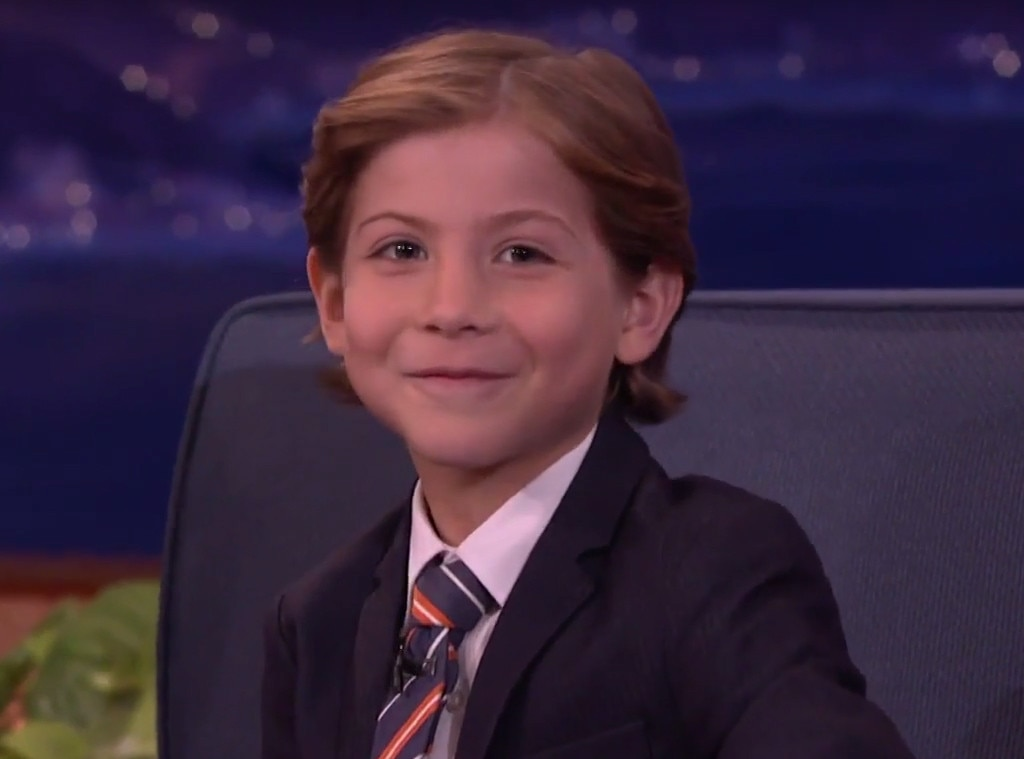 Jacob Tremblay Reveals His Go To Red Carpet Faces