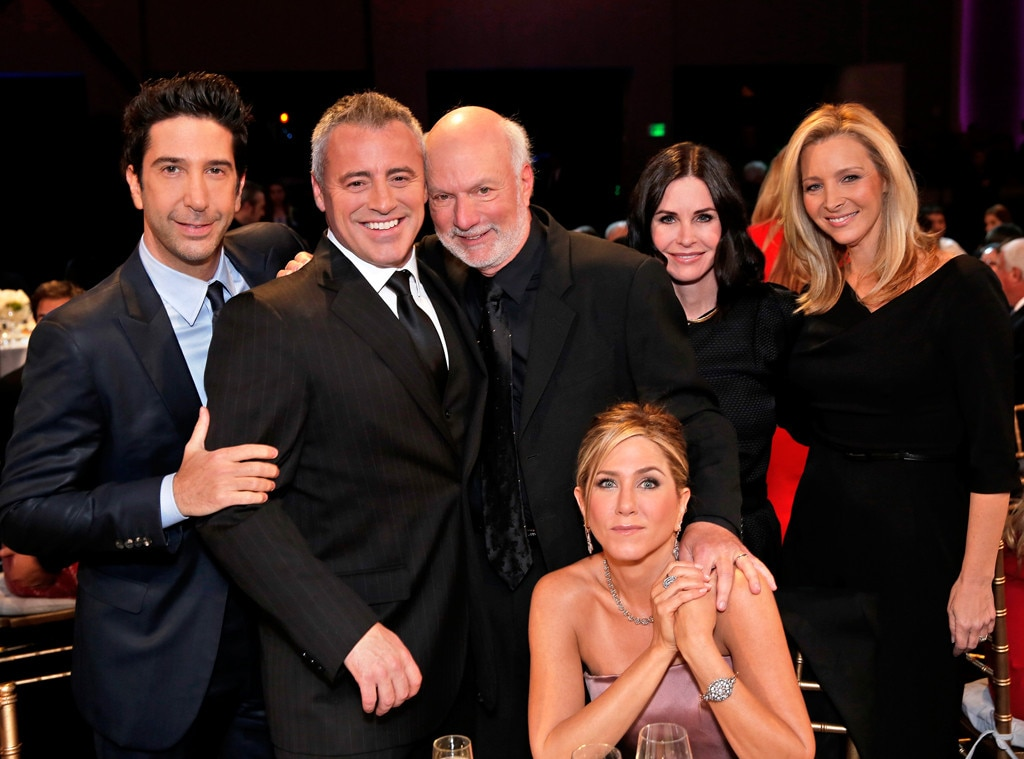 Friends, Friends Cast, James Burrows