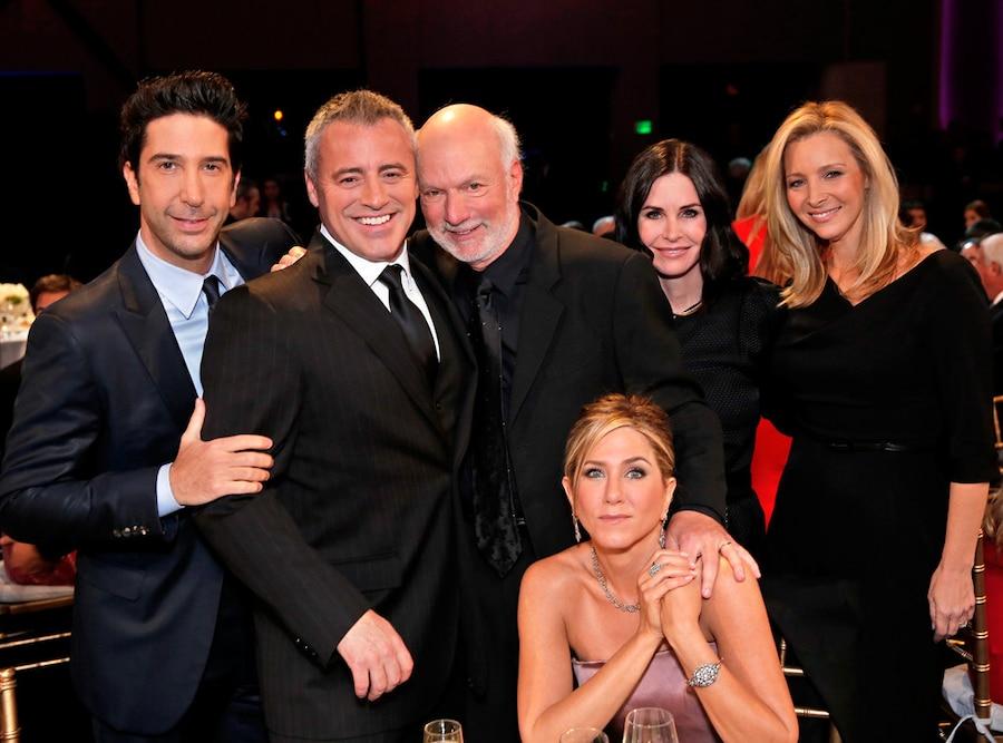 Friends, Friends Cast, James Burrows