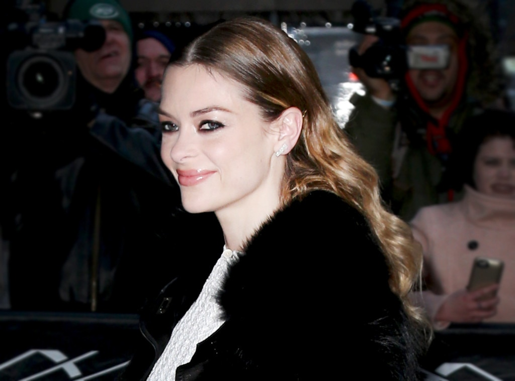 Jaime King, New York Fashion Week Hair