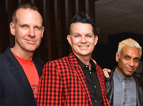 Tom Dumont, Adrian Young, Tony Ashwin Kanal, No Doubt